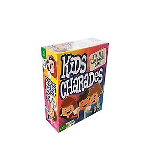 Kids charades- the act and giggle game