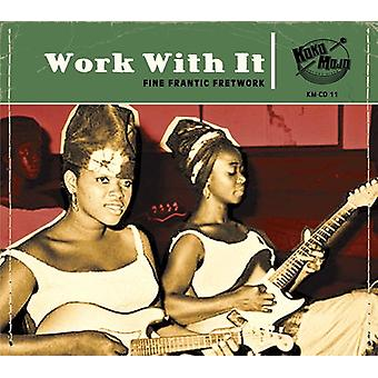 Various Artist - Work with It [CD] USA import