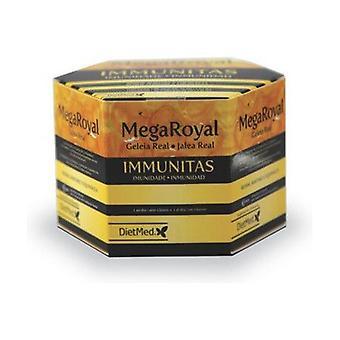 Mega Royal Immunitas 20 ampoules