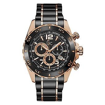GC Y02014G2MF Men's Sportracer Chronograph Wristwatch