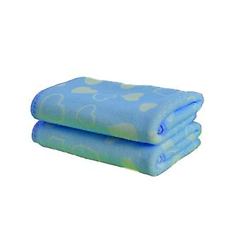 Soft Soothing Color Child Hand & Face Microfiber Absorbent Towel
