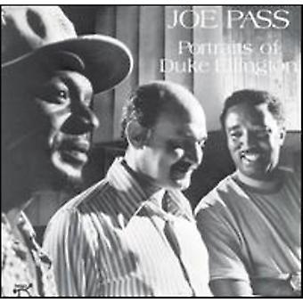 Joe Pass - importação EUA retratos de Duke Ellington [CD]