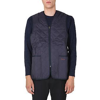 Barbour Mli0001ny91 Men's Blue Nylon Vest