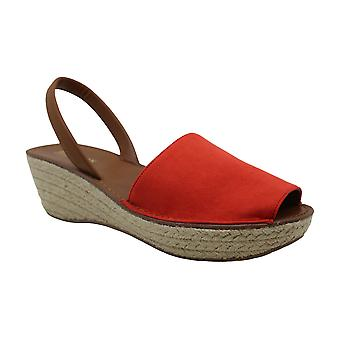 Kenneth Cole Reaction Womens Fine Glass Peep Toe Casual Slingback Sandals