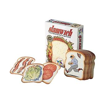 Games - Ceaco Gamewright - Slamwich Kids New Toys 200