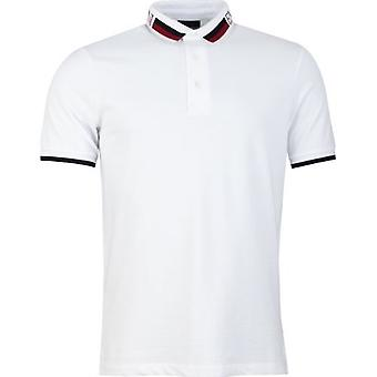 Armani Collar Logo Polo Shirt