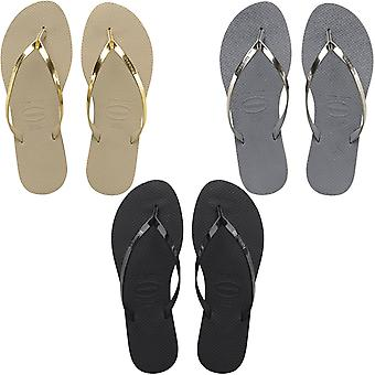 Havaianas You Metallic Naisten Varvastossut