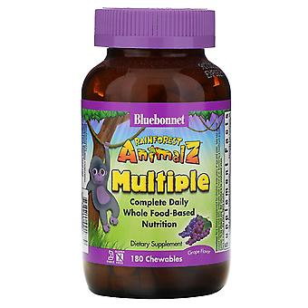 Bluebonnet Nutrition, Rainforest Animalz, Complete Daily Whole Food Based Nutrit