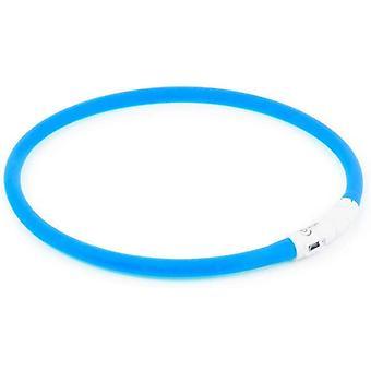 Ancol Flashing Band - Blue