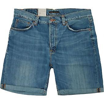 Nudie Jeans Josh Regular Fit Shorts