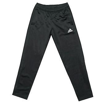 Boy's adidas Junior Con 18 Track Hose in schwarz