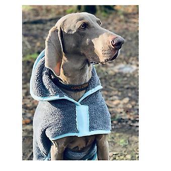 Henry Wag Drying Dog Coat