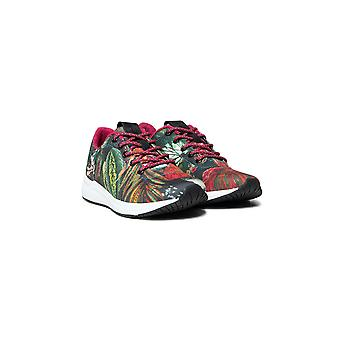 Desigual Runner Palm Running Trainers Eco Recycled 20WSKW04 37
