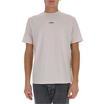 Paul Smith M1r919tep234102 Men's White Cotton T-shirt