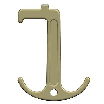 Contactless Hygiene Hand Isolation Alloy Door Opener Portable Press Elevator Tool For Door Handle