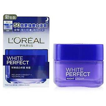 Dermo-Expertise White Perfect Soothing Cream Night 50ml or 1.7oz