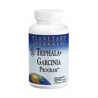 Planetary Herbals Triphala-Garcinia Program 1250 MG, 120 Tabs