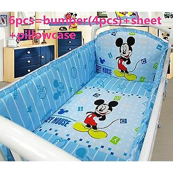 Baby Bedding Crib, Cot Bumper Bed Baby Cot Bedding Sets