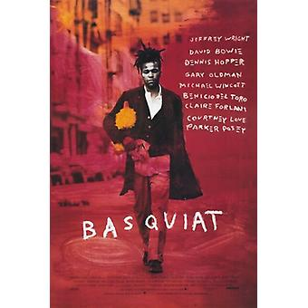 Basquiat Movie Poster (11 x 17)