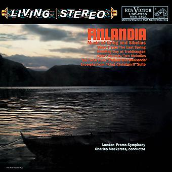 Grieg & Schumann / Mackerras / London Symphony Orc - Finlandia [Vinyl] USA import