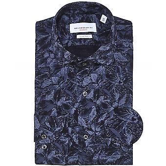Baldessarini Abstract Floral Keith M Shirt