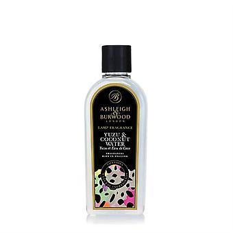 &Ashleigh Burwood 500 ml Premium Duft til katalytisk diffusionslampe Yuzu & Kokos
