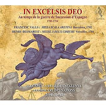 Jordi Savall - In Excelsis Deo [SACD] USA import