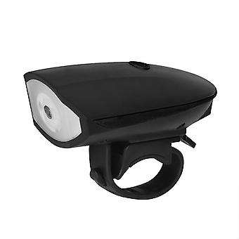 自転車ライトUSB充電式パワーディスプレイMtbマウンテンロードバイクフロントランプ