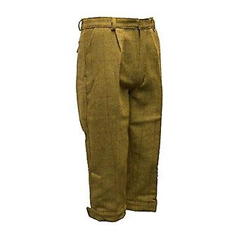 Walker et Hawkes - Mens Tweed Shooting Plus Fours LONG Breeks