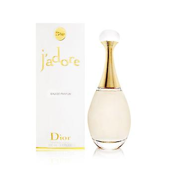 J'adore by christian dior for women 3.4 oz eau de parfum spray
