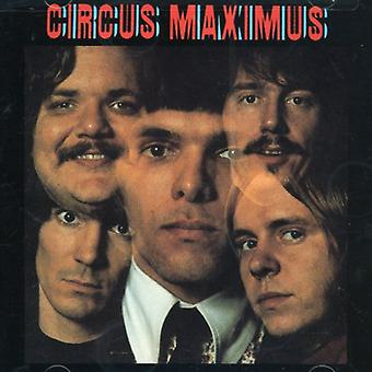 Circus Maximus - With Jerry Jeff Walker [CD] USA import
