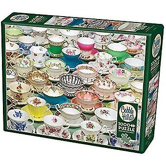 Cobble hill puzzle - teacups