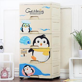 Cartoon's VaatekaappiLaatikko, Kuittikaappi, Säilytyslaatikko