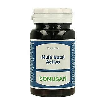 Multi Natal Active 60 tablets