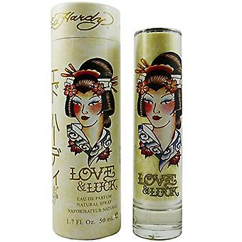 Ed Hardy Love & Luck Eau de Parfum 50ml Spray