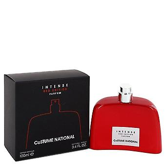 Traje nacional intenso eau de parfum spray por traje nacional 548045 100 ml