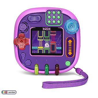 Leapfrog 606063 rockit twist deti vzdelávacie hra/ cestovanie deti vreckové konzoly s hrami, purpl