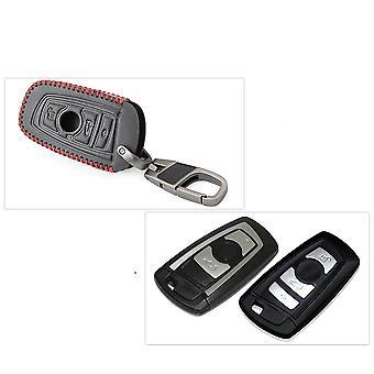 Oryginalna skórzana osłona na klucze remote do klucza BMW
