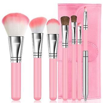 7pcs Makeup Brushes Set Eye Shadow Foundation