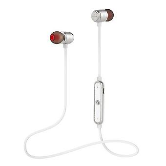 Sport Wireless Magnetic BT 4.1 Stereo In-ear Headset Støjreduktion med mikrofon