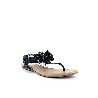 Material Girl | Shayleen Flat Thong Sandals