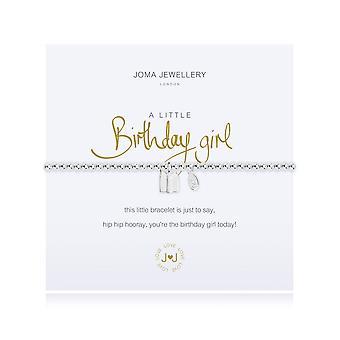 Joma Sieraden Een kleine verjaardag Meisje Armband 1962