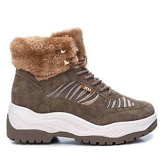 Xti Booties 103513 Cor Taupe
