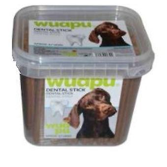 Wuapu Dental Sticks 1421 Gr (ca 57 enheter) (hundar, fester, tandhygien)
