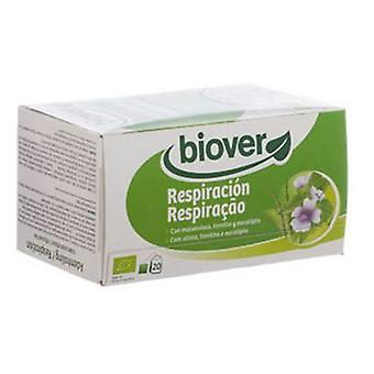 Biover Breathing Infusion 20 Envelopes