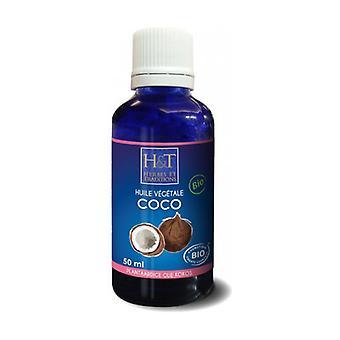 Organic coconut beauty oil 50 ml of oil