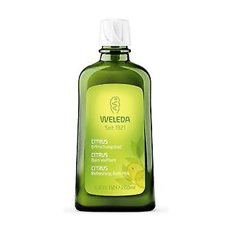 Invigorating Citrus Bath 200 ml of oil