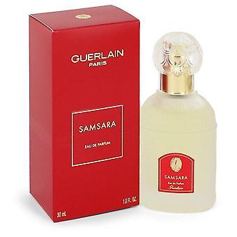 Samsara Eau De Parfum Spray By Guerlain 1 oz Eau De Parfum Spray