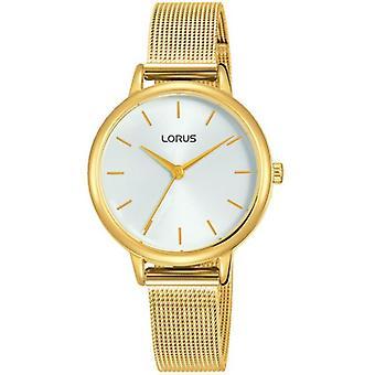 Lorus RG250NX8 Gold Mesh Strap Damenuhr