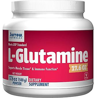 Jarrow Formulas L-Glutamine Powder 500g